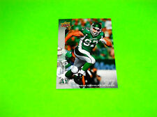 SASKATCHEWAN ROUGHRIDERS JOHN CHICK UPPER DECK CFL FOOTBALL CARD # RR-1