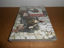 Vampire Knight Limited Edition Vol. 19 Manga Graphic Novel Book in English