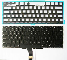 "US Keyboard Backlight Backlit For Macbook Air A1465 MD223 MD224 11.6"" 2011-2015"