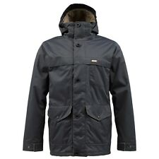 Burton Hellbrook Snowboard Jacket (L) Quarry