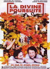 Affiche 120/160 du film LA DIVINE POURSUITE Antoine de Caunes Emmanuelle Seigner
