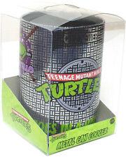 TEENAGE MUTANT NINJA TURTLES - Metal Can Cooler / Stubby Holder (Ikon) #NEW