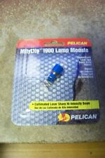 NEW Pelican 1904 Lamp Module Mitylite Replacement laser Spot, Xenon Lamp Mod