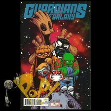 GUARDIANS OF THE GALAXY #1 Skottie YOUNG Baby VARIANT Marvel Comics NM!