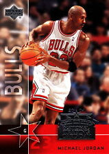 "MICHAEL JORDAN ( BULLS ) 2003-04 UPPER DECK "" NATIONAL TRADING CARD DAY "" NBA"