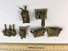 Soldier Story 1/6th Scale USAF Pararescue Jumper C - Pouches Set