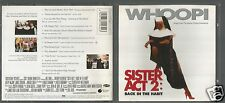 SISTER ACT 2 BACK IN THE HABIT SOUNDTRACK OST ALBUM CD