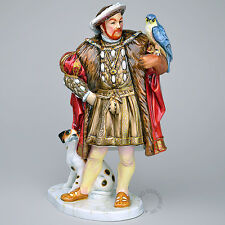 ROYAL DOULTON KING HENRY VIII HN 3350