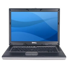 Dell Lattitude D830 Core 2 Duo 2Ghz 4GB 320GB Windows XP Pro Serial Port