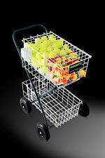 Tennis Coaching Trolley REPLACEMENT BOTTOM BASKET ONLY  TRL200-BS-WHT