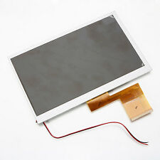 "Durable 7"" LCD Screen Digitizer Glass for Q88 Allwinner A13 Replacement"
