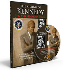 Killing Kennedy: HSCA & ARRB JFK Assassination Final Reports & Much More New DVD
