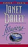 JANET DAILEY ILLUSIONS FREE SHIP AUDIO CASSETTE BOOK