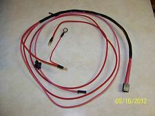 1967-72 Chevy GMC Dual Battery Harness Kit