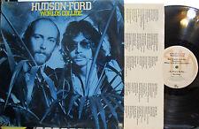 Hudson-Ford - World's Collide (A&M) (ex-Elmer Gantry's Velvet Opera, Strawbs)'75