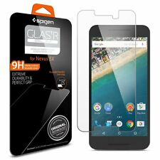 "Spigen Oleophobic Coated Tempered Glass ""Glas.tR SLIM"" for Nexus 5X"