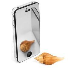 3 x iPhone 4 4S Spiegelfolie Mirror Schutzfolie Schutz Folie Displayschutz