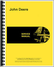New Service Manual For John Deere 350B Crawler