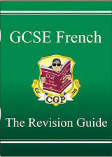 ~ CGP ~ GCSE FRENCH ~ REVISION GUIDE ~ AQA EDEXCEL OCR 108 PAGES ~ PAPERBACK ~