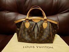 100% Authentic Louis Vuitton Monogram Canvas Tivoli PM Bag