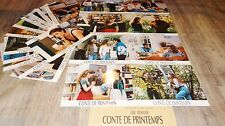 eric rohmer CONTE DE PRINTEMPS  !  jeu 20 photos cinema lobby cards