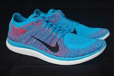NIKE FREE 4.0 FLYKNIT MEN'S RUNNING SHOE SIZE 11 NEW $120 MSRP 631053 403