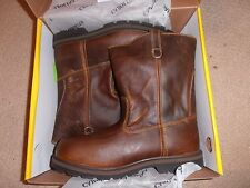 MENS CAROLINA RANCH WELLINGTON BOOTS SIZE 9 EE WIDE
