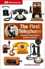 DK Adventures: The First Telephone-ExLibrary