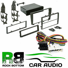 CT24LX01 Lexus IS300 01-04 Single or D/ Din Car Stereo Fascia & Amp By-pass Kit