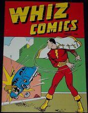 WHIZ COMICS 2 1st SHAZAM APPEARANCE RARE MINI COMIC PROMO GIVEAWAY NM DC