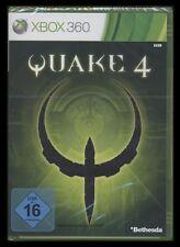 Xbox 360 Quake 4-versión alemana-ego-Shooter en el estilo de Doom *** nuevo ***