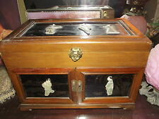 Oriental Asian Vintage Jewelry Box and Organizer