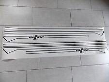 HARTGE Designstreifen schwarz - Dekor Streifen - BMW - E30 - E28 - E24 - E23