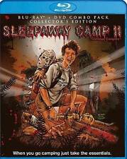 Sleepaway Camp 2 - Unhappy Campers (Blu-ray Disc, 2015, 2-Disc Set)