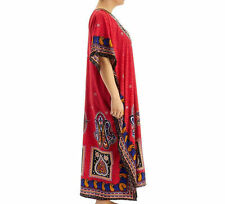 women Party Lounge Wear Summer Dress Caftan Kimono Sleeve Kaftan Maxi Long Gown