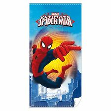 Spider-Man Handtuch Ultimate Spiderman Beach Towel Badetuch Strandtuch NEU