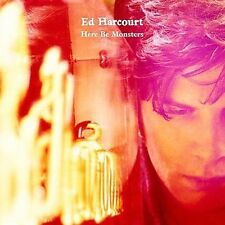 Ed Harcourt Here Be Monsters CD *SEALED* Heavenly 2001 UK