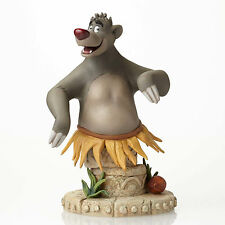 Enesco Grand Jester Studios Disney The Jungle Book Baloo Bust New