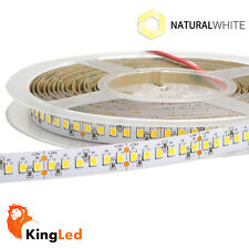 Striscia LED Flessibile Ra90+ 26W 2500Lm/Mt 840SMD2835 IP20 24V Naturale 1540
