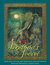 Sindbad's Secret: From the Tales of the Thousand and One Nights-ExLibrary