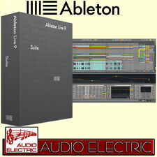 ableton LIVE Suite 9 Software Sequenzer mit 50 GByte Samples
