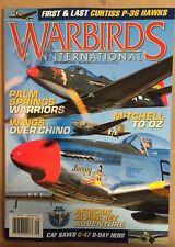 Warbirds International Mitchell Oz Palm Springs Warriors Sep 2015 FREE SHIPPING