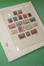 DANZIG GERMANY Stamp Collection1920/39 MH-MNH Complete Except 47/9 Types Colours