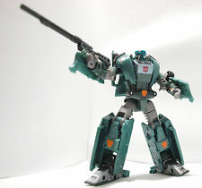 TRANSFORMER SERGEANT KUP Deluxe Class GENERATIONS with I-Gear Kup02 Upgrade kit