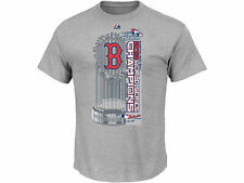 Boston Red Sox Majestic MLB Youth Boys World Series Champ Clubhouse T-Shirt