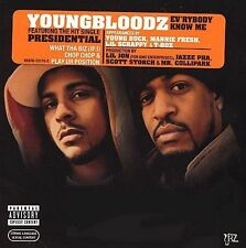 Ev'rybody Know Me, YoungBloodZ, New Explicit Lyrics