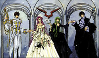 Custom Playmat Code Geass Lelouch of the Rebellion CARDFIGHT Mat Game Mouse Pad
