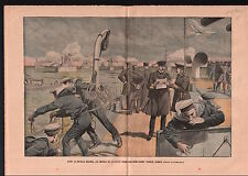 Admiral Guerre russo-japonaise Russo-Japanese War Russia/Japan 1905 ILLUSTRATION