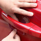 4* Car Auto Pickup SUV Door Handle Invisible Scratch-Protecting Films Sticker