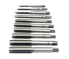 HSS 2mm METRIC HAND TAP Set. 1x Taper & 1 x 2nd  - 0.4mm Standard Pitch. M0520